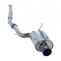 Catback HKS Super Turbo Exhaust Muffler pour Lancer Evolution IX