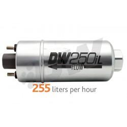 Pompe à essence Deatschwerks DW250iL montage externe