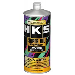 Huile HKS Super Racing 0W25 1L