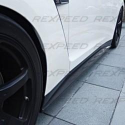 Jeu de bas de caisses Rexpeed Nissan GT-R35