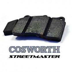 Plaquettes avant Cosworth StreetMaster C-S Pro