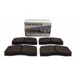 Plaquettes arrière Cosworth TrackMaster