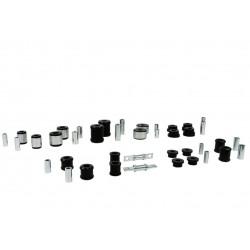 Kit de silentblocs arrière Whiteline Evo 4 à 9