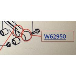 Silentbloc de tirant arrière ext Whiteline Evo 4 à 9
