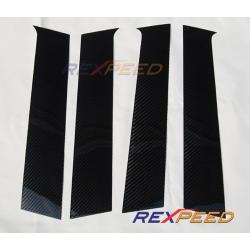 Garnitures portières Rexpeed Mitsubishi Lancer Evolution X
