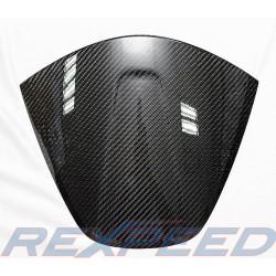 Casquette de compteur carbone Rexpeed Subaru BRZ/Toyota86