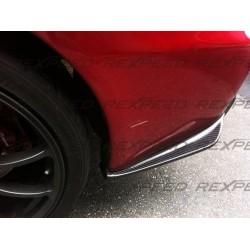 Flaps arrière Rexpeed Mitsubishi Lancer Evolution X