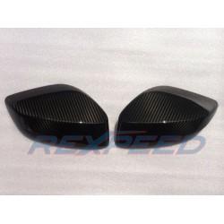 Coque de rétroviseur carbone Rexpeed Subaru BRZ/Toyota GT86