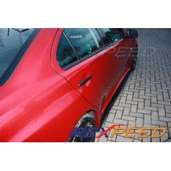 Bas de caisse V-Style Rexpeed Mitsubishi Lancer Evolution X