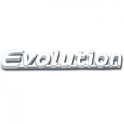 Logo arrière ''Evolution'' Lancer Evo 8 - 9