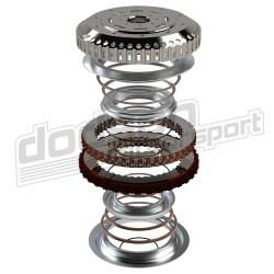Kit embrayage Dodson Motorsport Sportmans Plus pour Lancer Evolution X