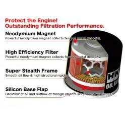 Filtre à huile HKS Black Hybrid Sports
