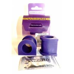 Silentbloc Powerflex de barre stabilisatrice arrière 24mm pour Lancer Evo 4 à 9