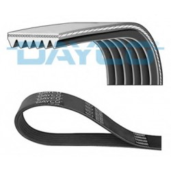Courroie accessoires avec climatisation pour Lancer Evo 4 à 9