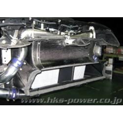 Echangeur HKS R-Type, avec écope carbone