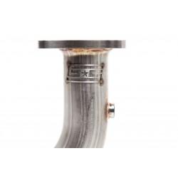"""Downpipe 3"""" en inox avec traitement céramique Grimmspeed pour Subaru WRX 2015+"""