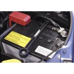 Attache Batterie Noir PERRIN pour Subaru