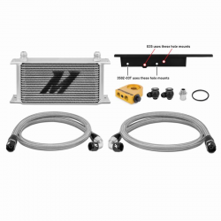 Kit radiateur d'huile Mishimoto - Thermostatic - Nissan 350Z, 2003-2009