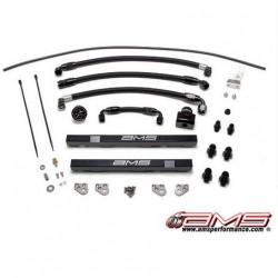 Kit rail essence AMS Alpha pour Nissan GTR