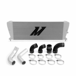 Kit Intercooler Gris Mishimoto avec pipes - Ford Ranger 3.2L Diesel, 2011+