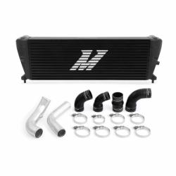 Kit Intercooler Noir Mishimoto avec pipes - Ford Ranger 3.2L Diesel, 2011+