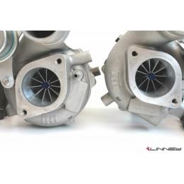 Kit turbo Linney IHI 800cv...
