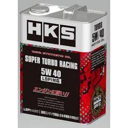 Huile HKS Super Turbo Racing 5W40 4L