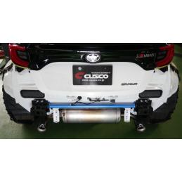 Power Brace Rear Bumper...