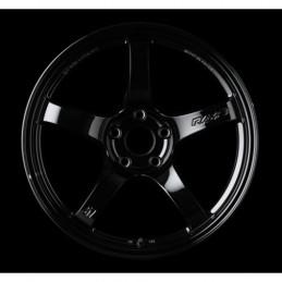 "RAYS Wheels 18"" Gramlights 57CR GX - Glossy Black"