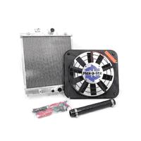 Catégorie Radiateur - GL Racing Shop : Radiateur aluminium Koyo Subaru WRX/STi