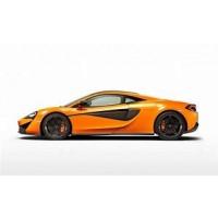Catégorie 540C / 570GT / 570S - GL Racing Shop : Catback Armytrix en acier inoxydable avec valves, sorties carbone pour McLar...