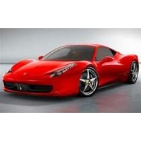 Catégorie F458 - GL Racing Shop : Catback Armytrix en titane avec valves, sorties bleues pour Ferrari 458 , Catback Armytrix ...
