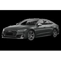 Catégorie S7 - GL Racing Shop : Catback Armytrix en acier inoxydable avec valves,  quatre sorties  pour Audi S6/S7 C7 4.0 V8 ...
