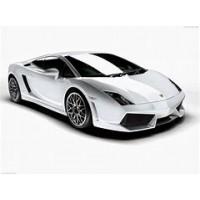 Catégorie Gallardo - GL Racing Shop : Catback Armytrix en titane avec valves, sorties bleues pour Lamborghini Gallardo LP550-...