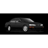 Catégorie Maxima - GL Racing Shop : Radiateur d'eau Performance Mishimoto - Nissan Maxima, Manuelle, 1995-1999 , Bouchon Rem...