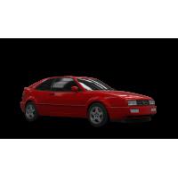 Catégorie Corrado - GL Racing Shop : Durites silicone radiateur d'eau Mishimoto - Volkswagen Corrado VR6, 1992-1994