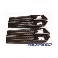 Catégorie Habillage carbone - GL Racing Shop : Jeu habillage carbone aile Rexpeed Nissan GT-R35 , Etui clé carbone Rexpeed Ni...